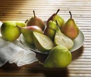 pears Arkivfoto