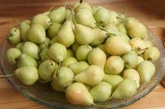 Pears. Stock Photos