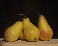 Pears.. Royalty Free Stock Images