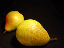 Pears. Pair of pears Stock Photo