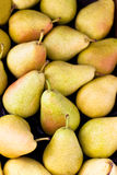 Pears background Stock Photo