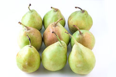 Pears family Royalty Free Stock Photo