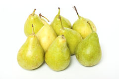 Pears family Stock Image