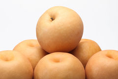 Pears fruit Royalty Free Stock Photography
