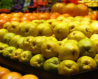 Pears at Fruit Market Royalty Free Stock Photos