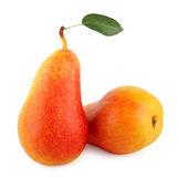 Pears I Stock Photos