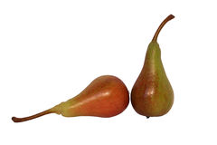 Pears isolated Royalty Free Stock Image
