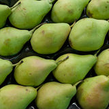 Pears in the market Stock Image