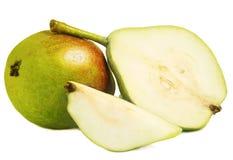 pears mogna två Fotografering för Bildbyråer