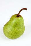 Pears. A pear with white background Stock Image