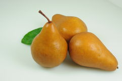 Pears ready to eat 2 Royalty Free Stock Photo