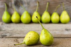 Pears Royalty Free Stock Images