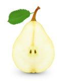 Pears slice Stock Photo