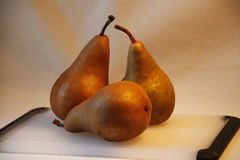 Pears, still life Royalty Free Stock Photography