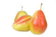 pears tre royaltyfri fotografi