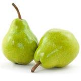 pears två Royaltyfria Bilder