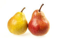 pears två Arkivbilder