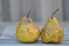 pears två Arkivfoto