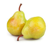 Pears two Royalty Free Stock Photo