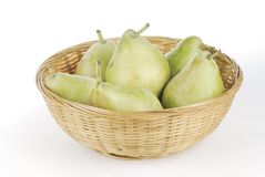 Pears Royalty Free Stock Photography