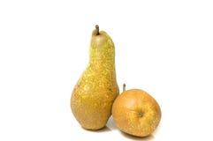 Pears2 Photographie stock libre de droits