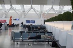Toronto Pearson internationell flygplats arkivbild