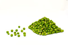 Peas Stock Photo