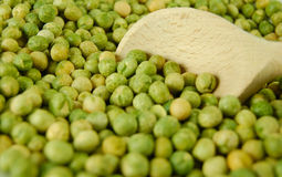 Peas Royalty Free Stock Photography