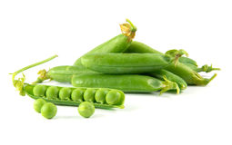 Peas Royalty Free Stock Image