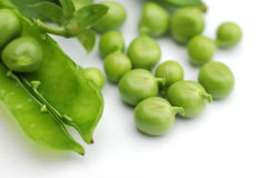 Peas 3 Royalty Free Stock Photos