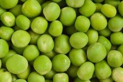 Peas background Stock Image