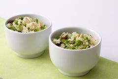 Peas Couscous Stock Image