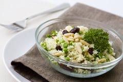 Peas Couscous Stock Images