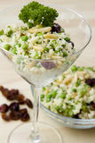 Peas Couscous Royalty Free Stock Image