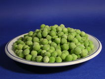Peas Royalty Free Stock Image