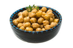 Peas nut Royalty Free Stock Image