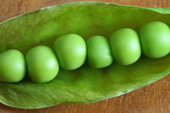 Peas in a Pod 2 Stock Photography