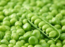 Peas vegetable Royalty Free Stock Photo