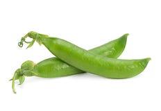 Peas vegetable Stock Image