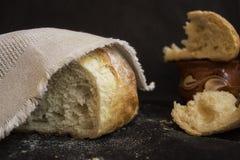 Peasant bread Stock Photos