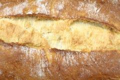 Peasant bread, macro shot Stock Images