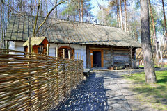 Peasant housе Royalty Free Stock Images