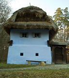 Peasant house Stock Images