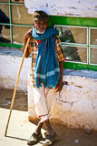 Peasant of India royalty free stock photography