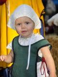 Peasant Princess Stock Images