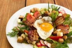 Peasant salad Stock Images