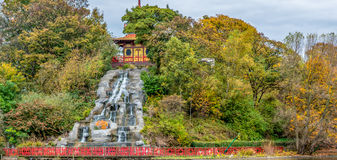 Peasholm Park Scarborough Royalty Free Stock Photo