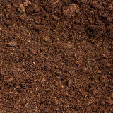Peat moss soil. Close up stock images