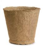 Peat pot Stock Images