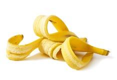 Peau de bananes Image stock